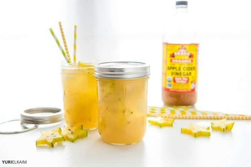 Hawaiian Apple Cider Vinegar Drink Recipe