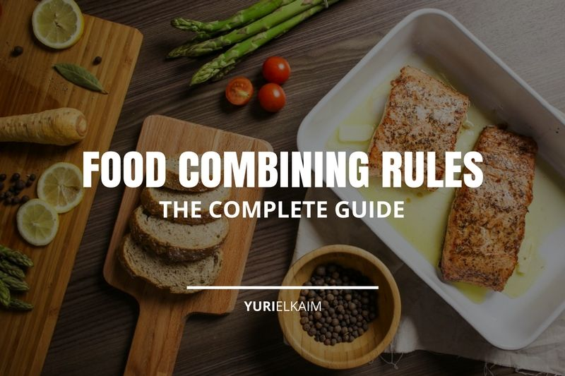 This is the Only Guide to Food Combining Rules You'll Ever Need