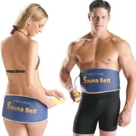 Dangerous Abdominal Exercise Machines - The Sauna Belt
