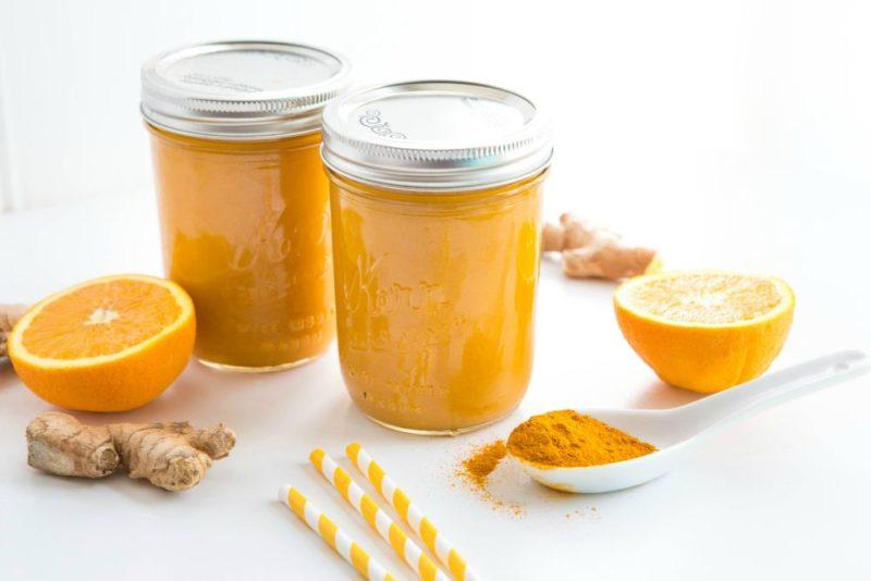 Anti-Aging Turmeric Elixir
