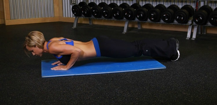 Advanced Push-up Variations - Tricep Push-ups