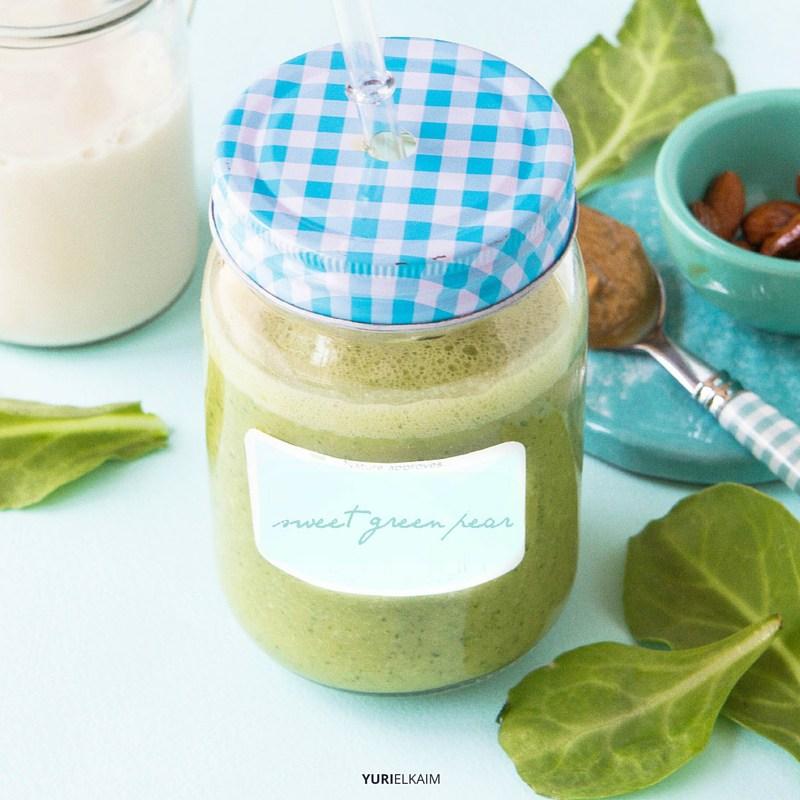 Tastiest Easy Green Smoothie