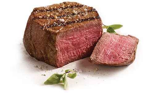 Hunk of cooked beef