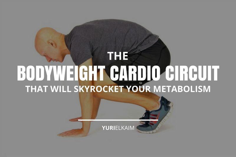 Bodyweight Cardio Circuit Workout