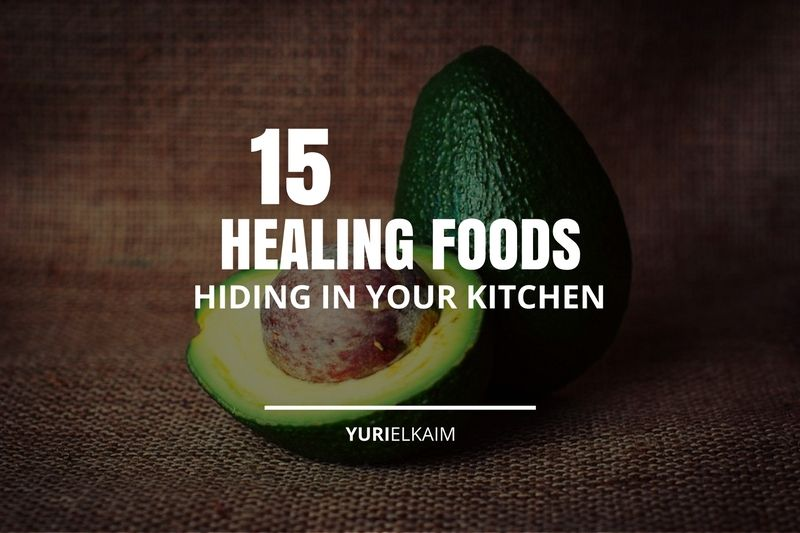 Here Are 15 Healing Foods Hiding in Your Kitchen