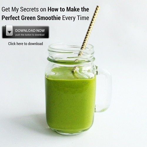 How to Make the Perfect Green Smoothie