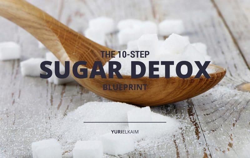 Sugar Detox Plan- A 10-Step Blueprint for Quitting Sugar