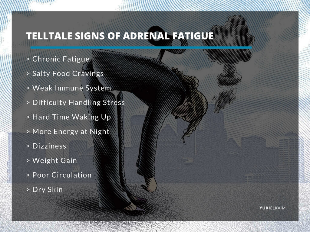 The Telltale Signs of Adrenal Fatigue