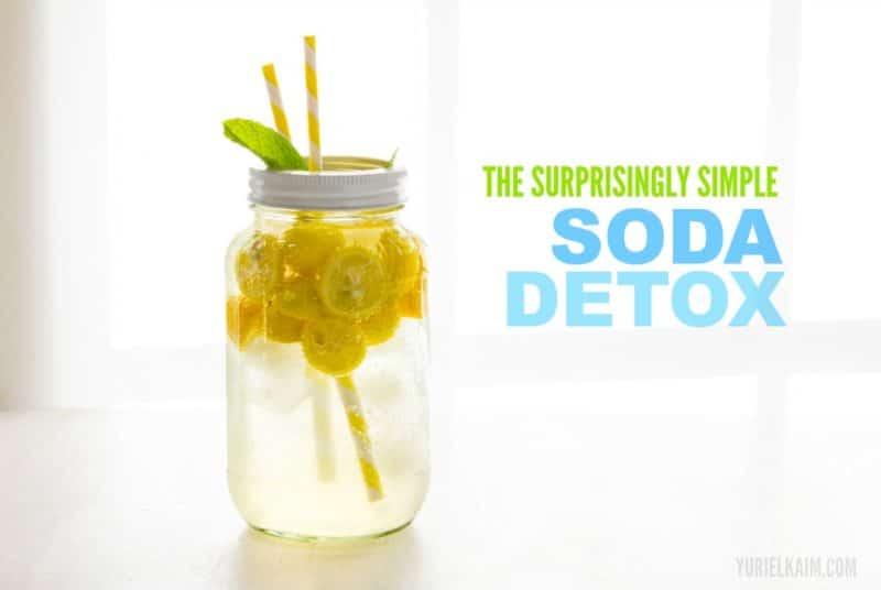 Apple Cider Vinegar Soda Water