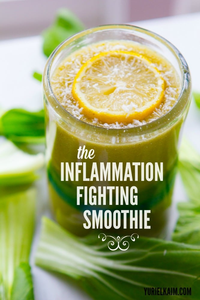 The Inflammation Fighting Smoothie