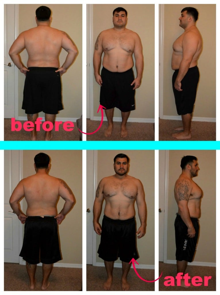 He Lost 30 Pounds in 42 Days!