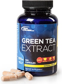 5 Ways to Cleanse Your Body - Green Tea Extract