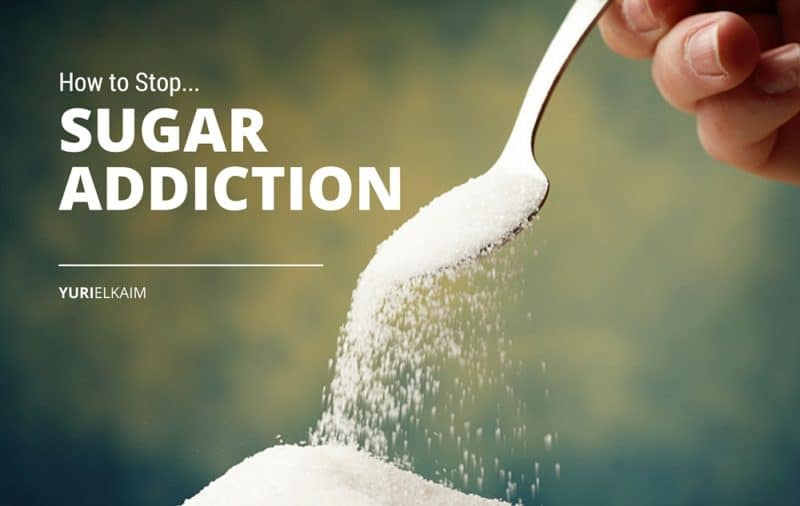 How to Stop Your Addiction to Sugar