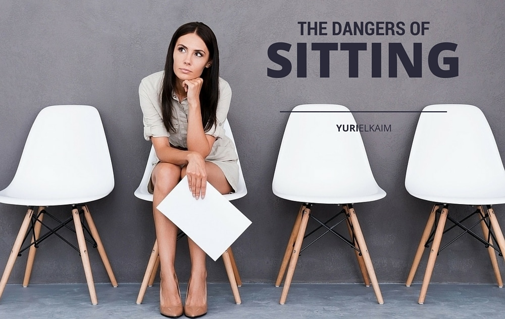 The Surprising Dangers of Sitting (and 5 Simple Solutions)