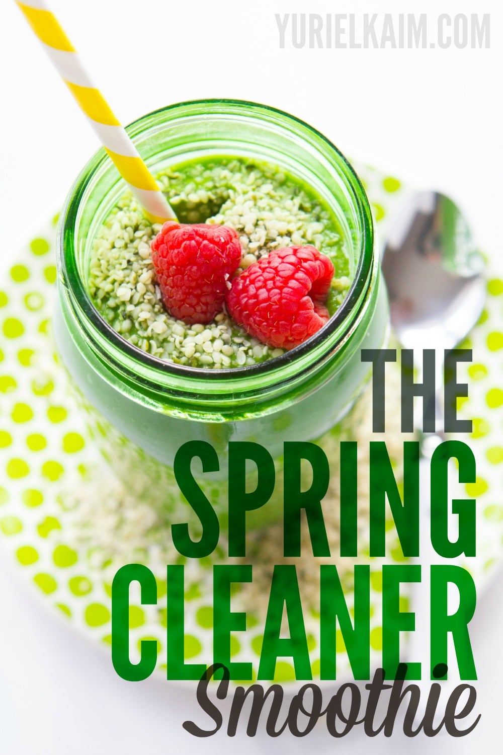 Spring Cleanser Smoothie