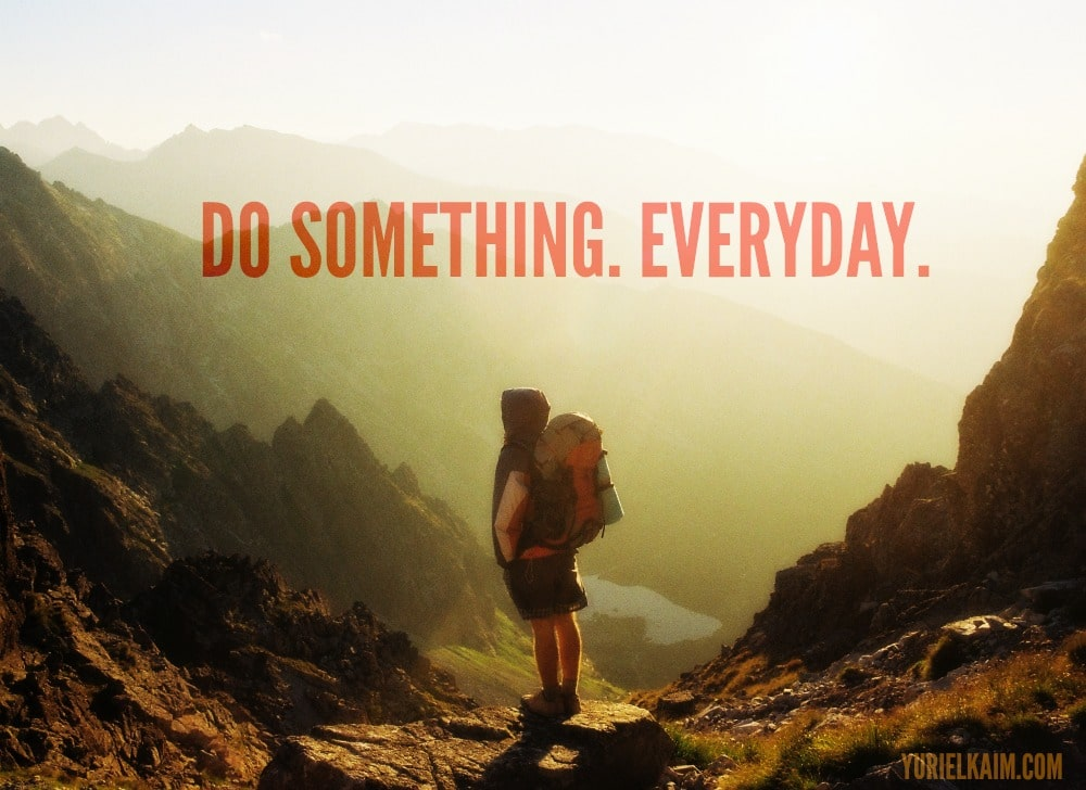6 Things Healthy People Do Differently
