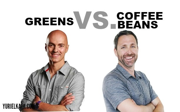 Bulletproof Coffee Gummies & a Greens versus Beans Smackdown!
