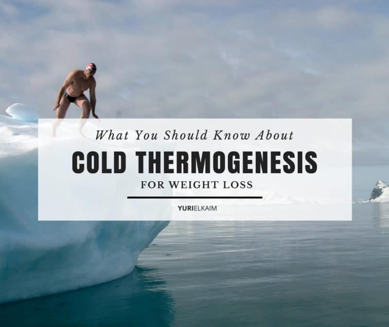 What You Should Know About Losing Weight with Cold Thermogenesis
