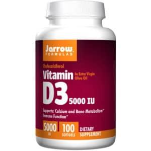 Vitamin D3 pills