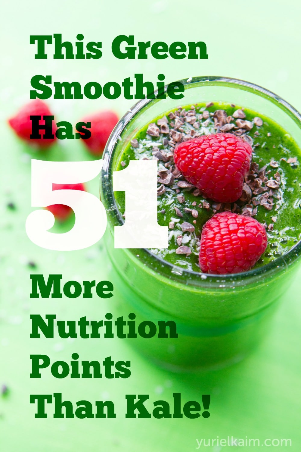 Is This the Most Nutritious Smoothie In the World?