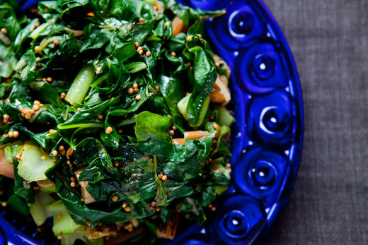 The 7 Most Nutritious Greens and How to Make Them