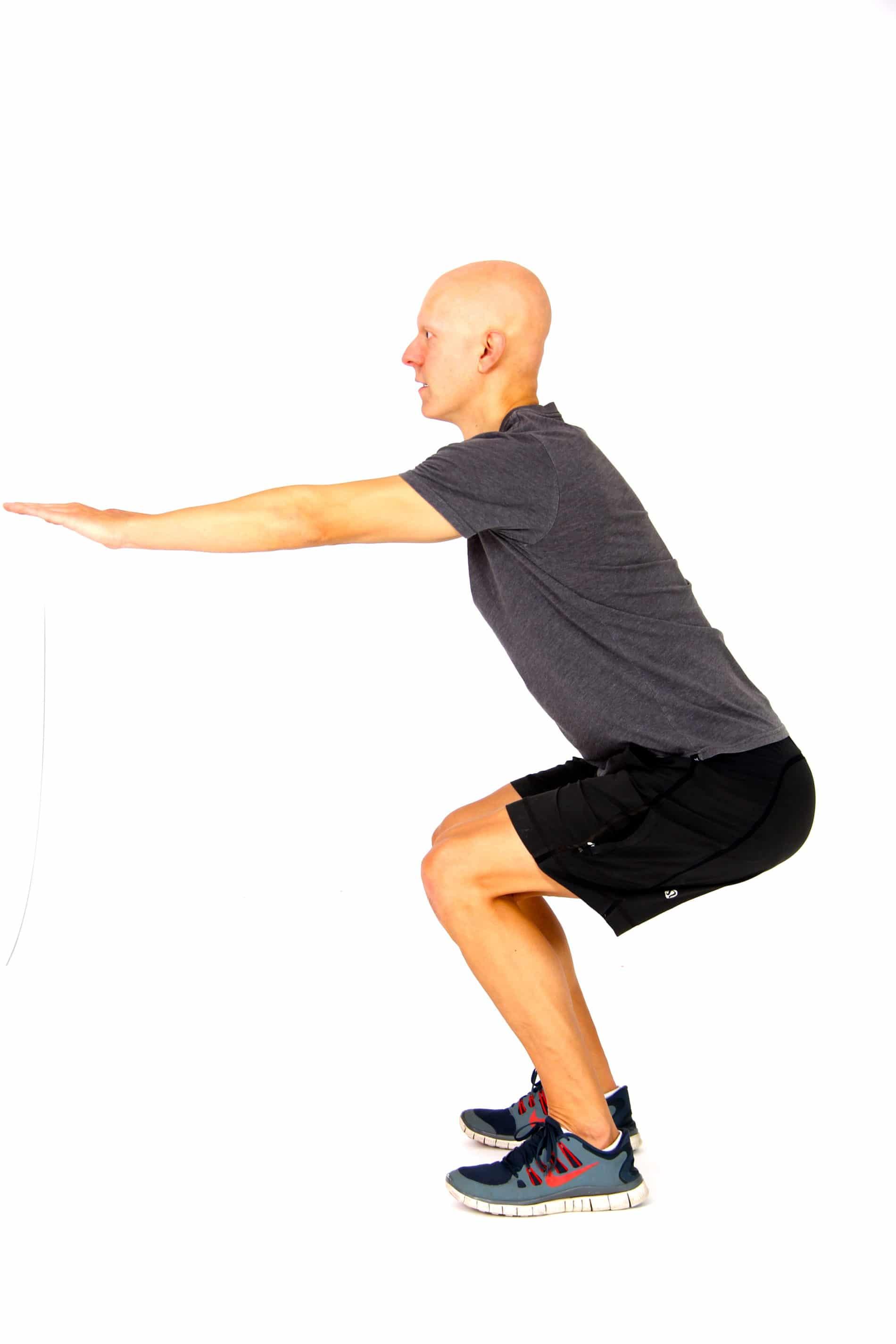 10 Best Bodyweight Exercises - Squat