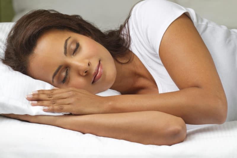 Losing Weight - Sleep on It