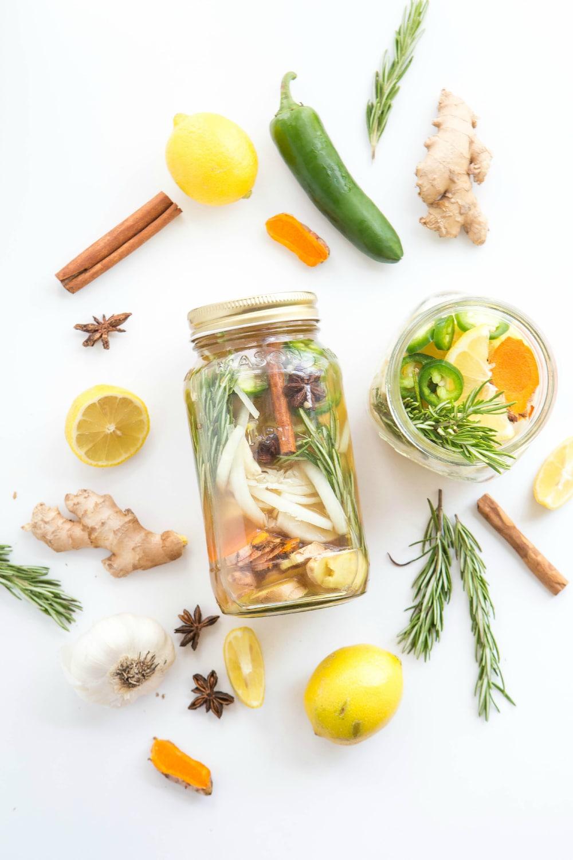 Natural Flu Remedy: Apple Cider Vinegar Elixir