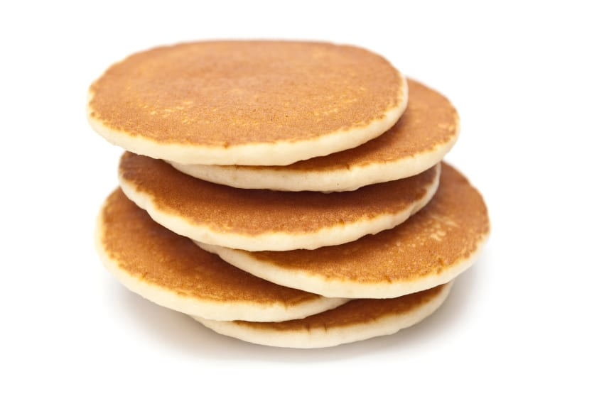 Why You Shouldn't Eat Pancakes for Breakfast