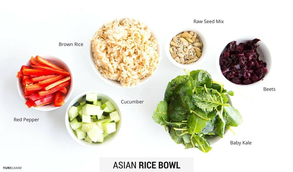 Asian Rice Bowl