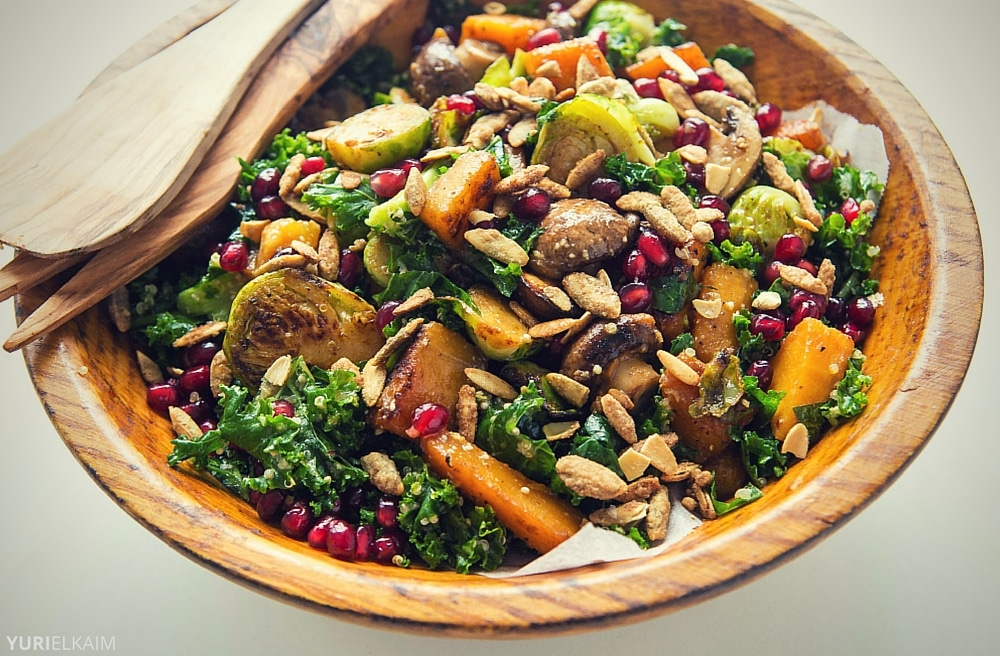 Autumn Quinoa Salad