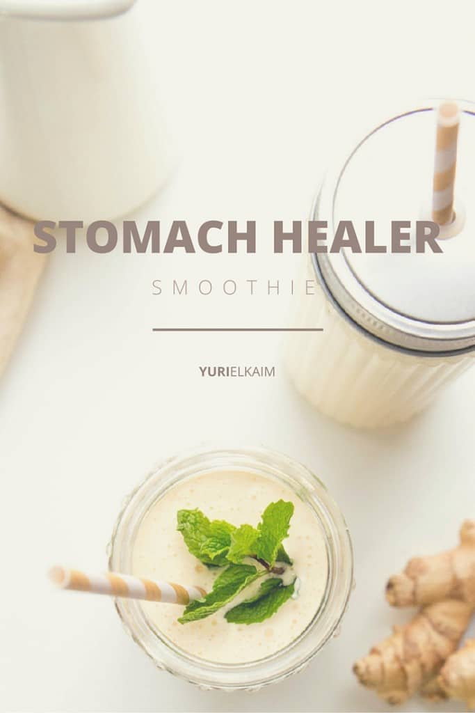 Gut Health - Stomach Healer Smoothie