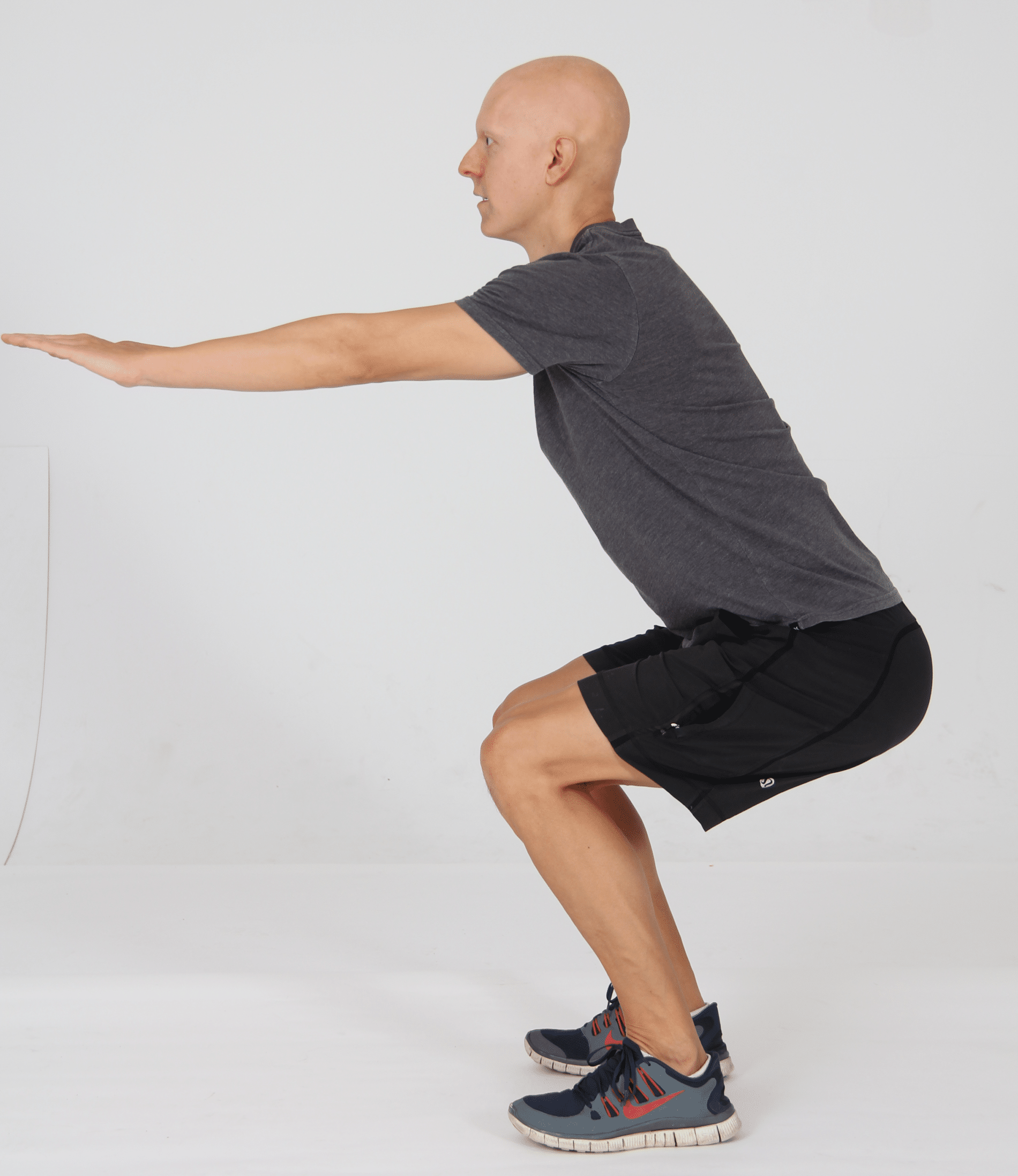 15 Best Bodyweight Exercises - Air Chair
