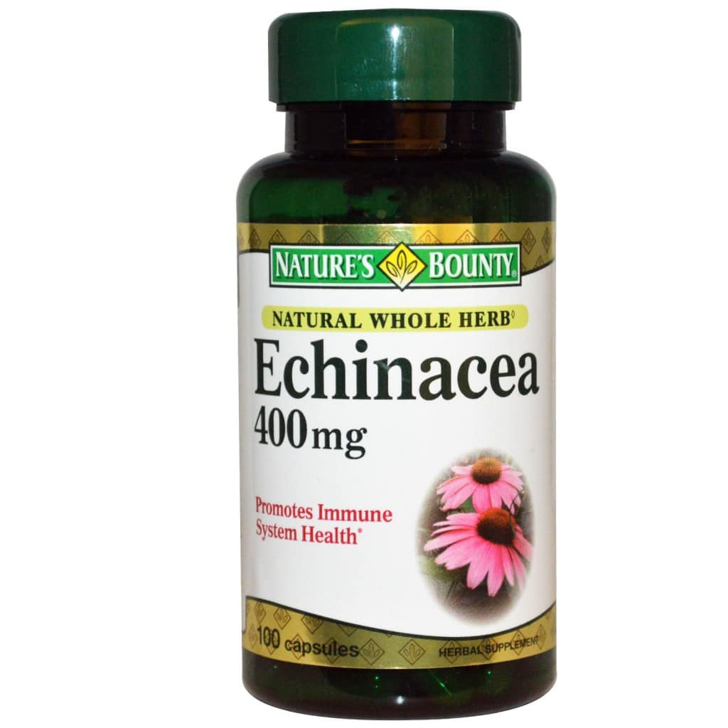 Natural Cold Remedy - Echinacea