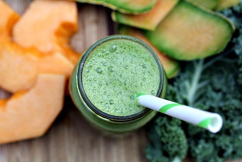 11 Green Smoothie Recipes - Green Melon