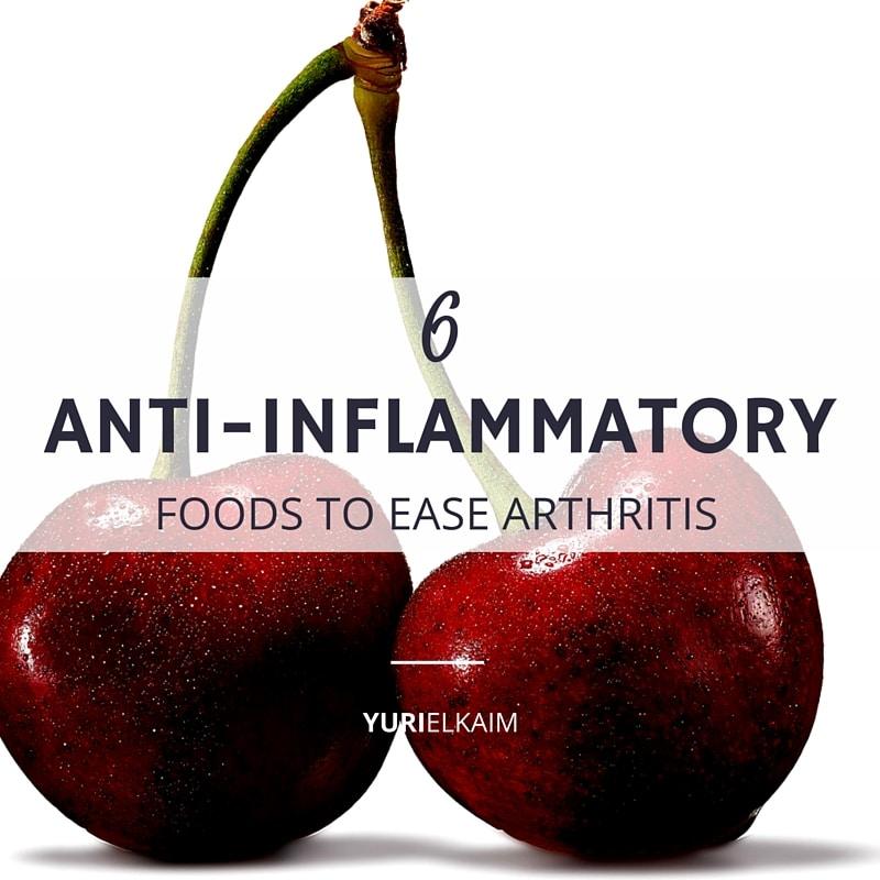 6 Anti-Inflammatory Foods to Help You Ease Arthritis