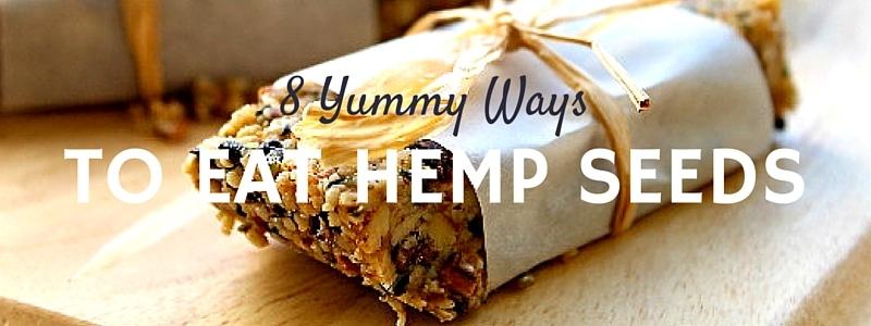 8 Yummy Ways to Eat Hemp Seeds