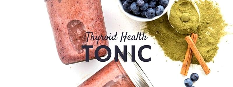 Healthy Thyroid Tonic