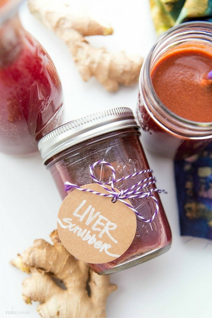 Liver Cleanse Juice