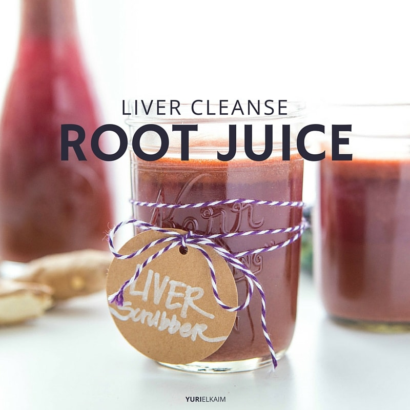 Liver Cleanse Root Juice