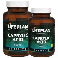 Natural Remedies for Candida Albicans - Caprylic Acid