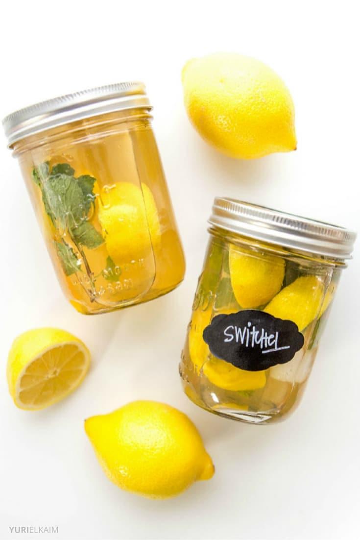 Switchel - Apple Cider Vinegar Detox Drink
