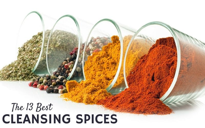 The 13 Best Cleansing Spices