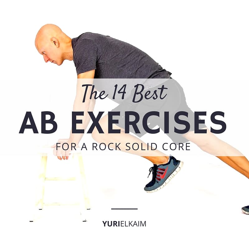 The 14 Best Ab Exercises for A Rock Solid Core