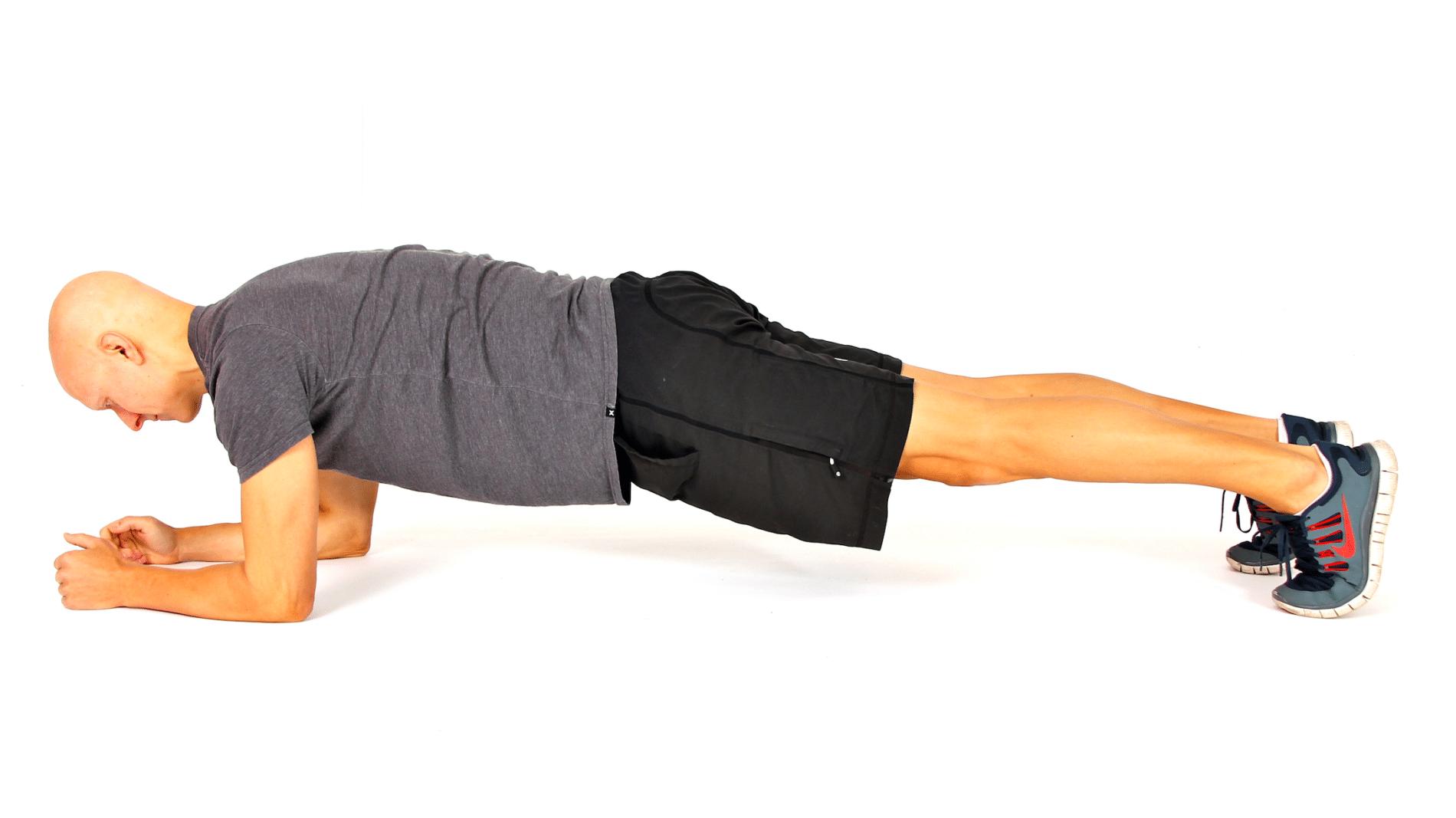 8 No-Equipment Bodyweight Exercises - Planks