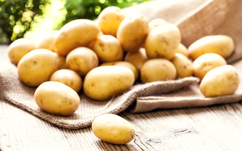6 Organic Foods You Should Never Buy in Conventional Form - Potatoes
