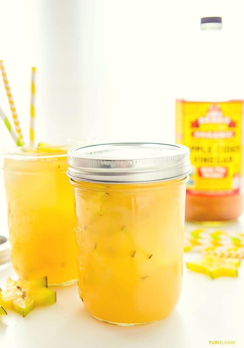 Apple Cider Vinegar Drink Recipe