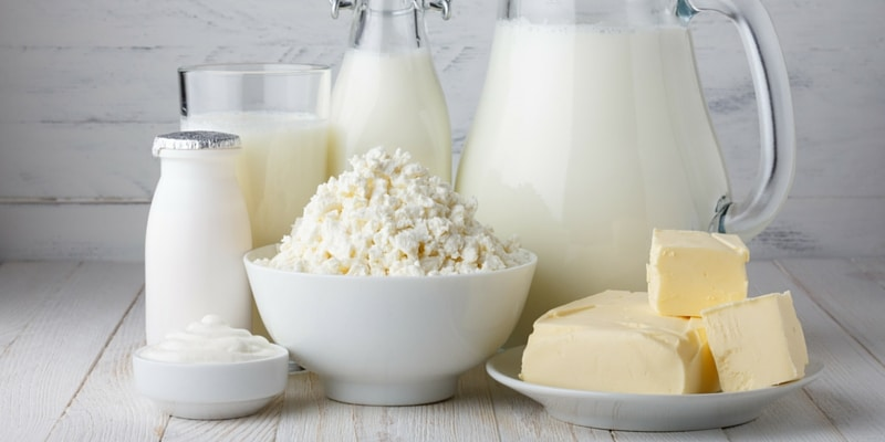 Avoid These 5 Foods if You Want Clear Skin - Dairy