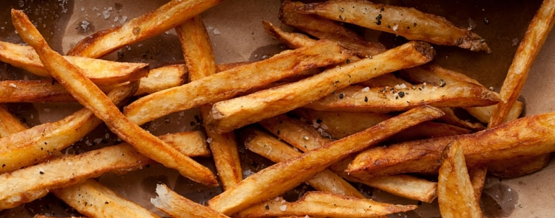 Avoid These 5 Foods if You Want Clear Skin - Fried Foods