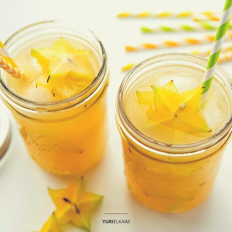 Hawaiian Apple Cider Vinegar Drink